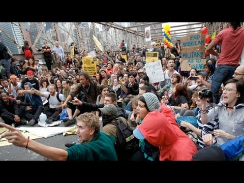 Occupy Wall St. to a Bank in the Public Interest