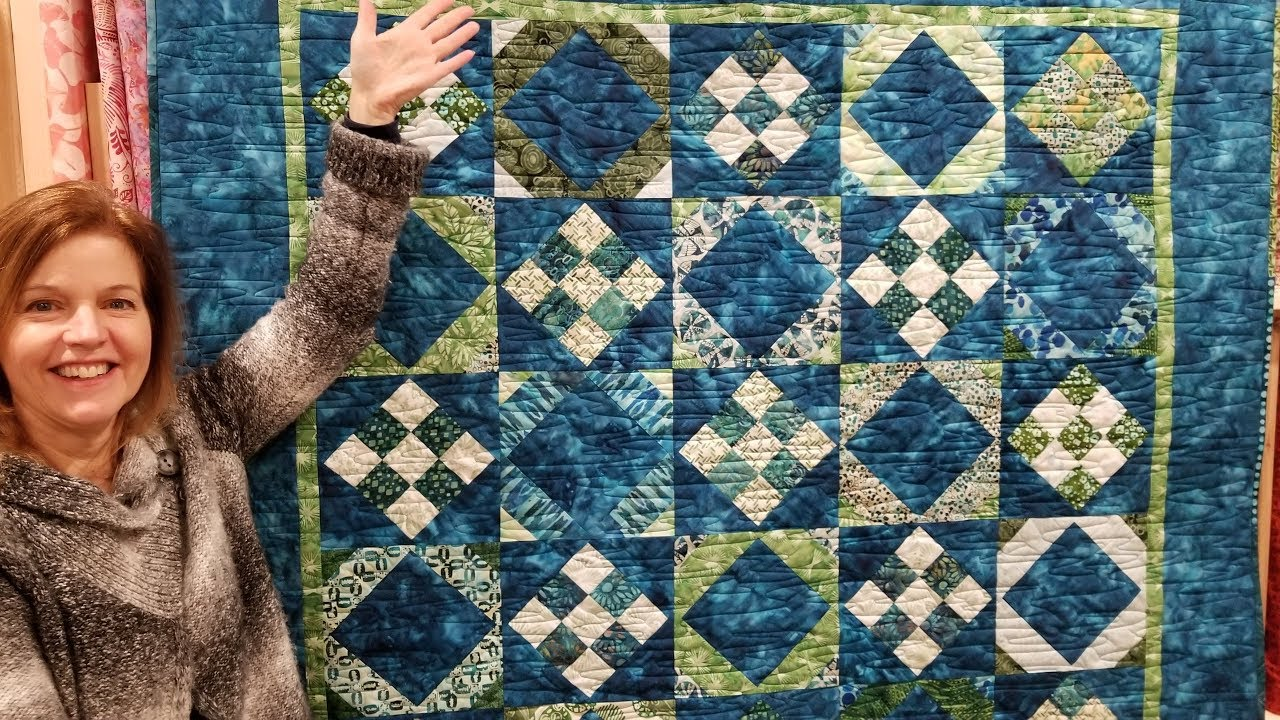 Hash Browns Quilt Let S Make Youtube