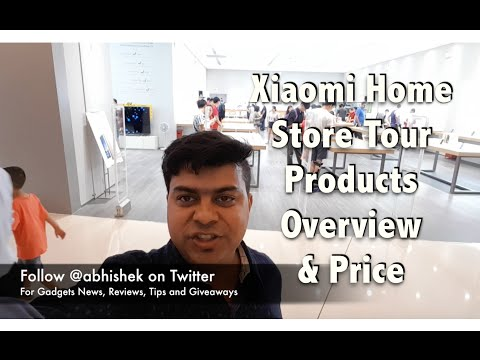 Hindi | Xiaomi Beijing Store Full Tour, All Products, Launch Info, What to Buy