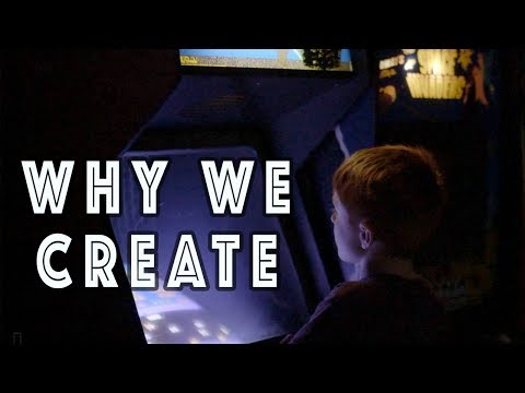 Why We Create | A look at the people who develop new games for the