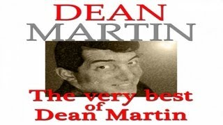 Watch Dean Martin You Hit The Spot video