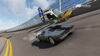 Forza 6 - LIVE STREAM #1 - TEST + LOBBY RACING