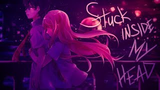 Hikiray - Stuck Inside My Head (prod. by HXRXKILLER)