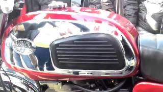 Motosalon 2017,JAWA  350 OHC, 20,4kW, cena  99 930 Kč