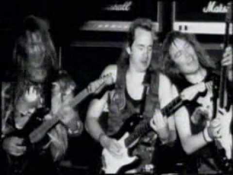 Iron Maiden-Running Free Live At Doningnton 1992