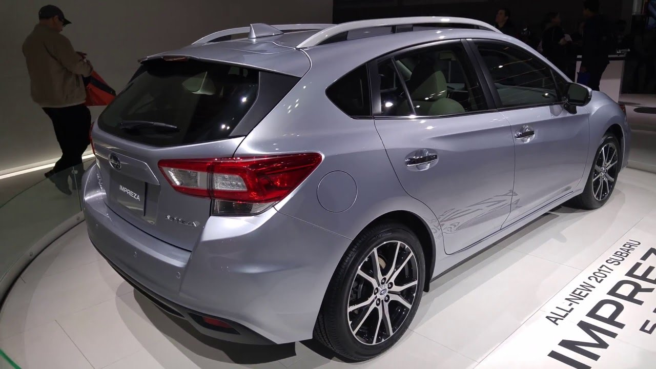 2017 subaru impreza hatchback youtube. Black Bedroom Furniture Sets. Home Design Ideas
