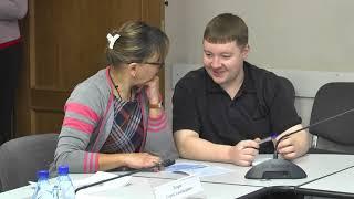 видео Форум для инвалидов. Сайт для людей с ограниченными возможностями