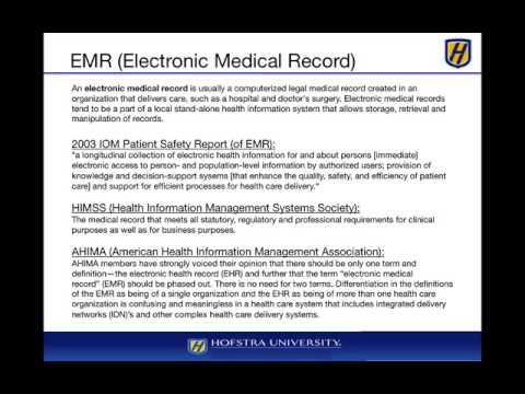 Module 3 - Provider Systems Health IT