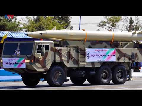 Iran Is Building a Missile Arsenal at Israel's Doorstep - Aug. 16, 2017