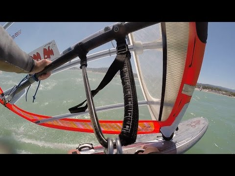 starboard isonic 107 + np evo III at gargano 2015_part II