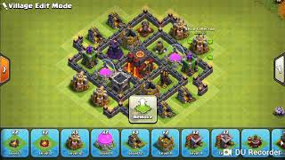 CoC Best Town Hall 5 [Trophy Base] Anti-Giants