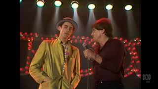 Countdown (Australia)- Molly Meldrum Interviews Bob Geldof- May 11, 1980