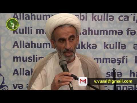 Hacı Əhliman Ramazan cümə moizəsi