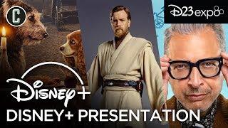 Star Wars, Marvel, Pixar, and More: Disney+ Presentation Recap (D23 Expo 2019)