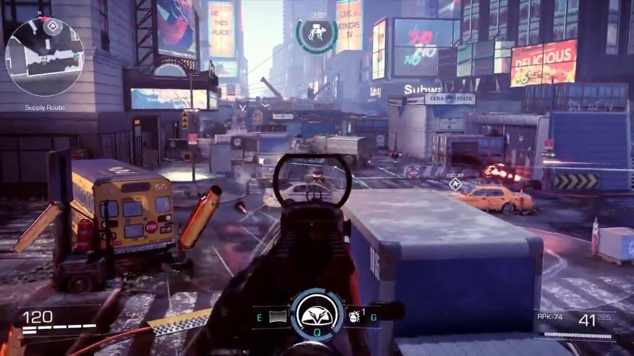 Ubisoft revela Tom Clancy's Xdefiant
