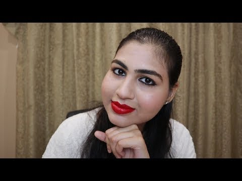 EASY and CLASSIC RED LIP Makeup Tutorial | IN HINDI | Konan Beauty