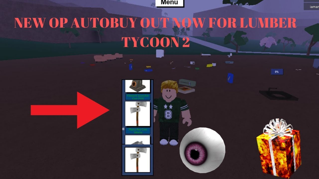 New Op Autobuy Script For Lumber Tycoon 2 Blood Autobuy For