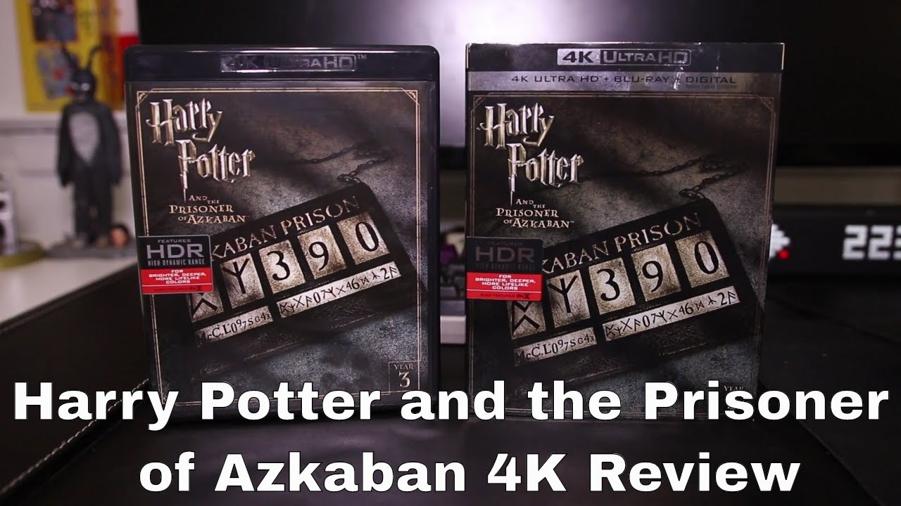 Harry Potter and the Prisoner of Azkaban 4K Blu-Ray Review