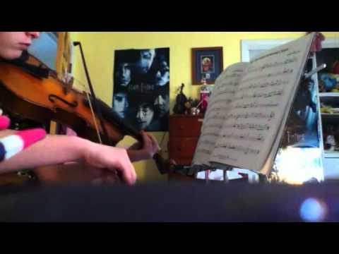 Star Wars Theme Song-viola