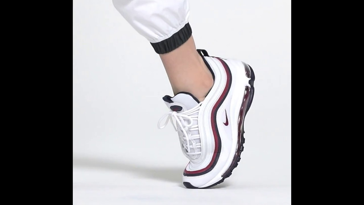 nike air max 97 red crush