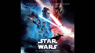 FALCON FLIGHT - from the STAR WARS: THE RISE OF SKYWALKER SOUNDTRACK.