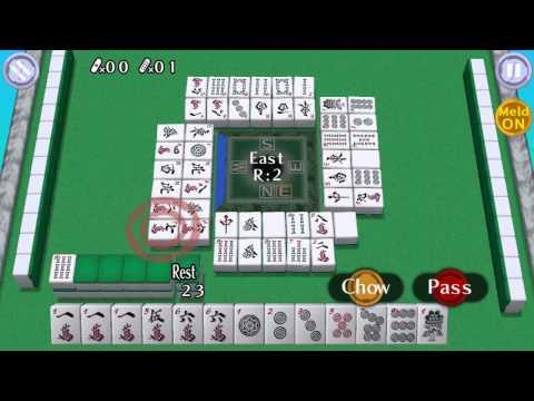 [마작,麻雀] Mahjong Pretty Girls Battle : School Girls Edition play 12  