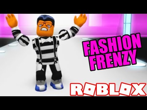 MINHA MÃE ME FEZ VESTIR ISSO... - Roblox Fashion Frenzy