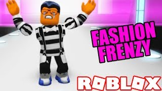 MY MOM MADE ME WEAR THIS...-Roblox Fashion Frenzy