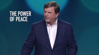 Jimmy Evans – The Power Of Peace – Stand Alone