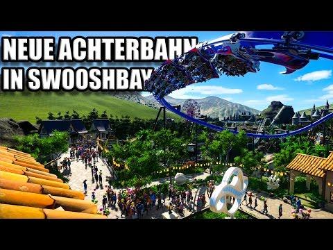 Planet Coaster Deutsch #36 - EINE NEUE ACHTERBAHN BAUEN - German Let's Play / Gameplay