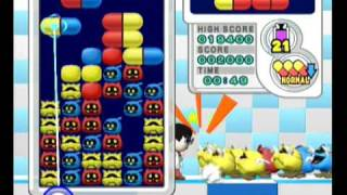 Dr. Mario Online Rx - Virus Busters Level 20-22 gameplay