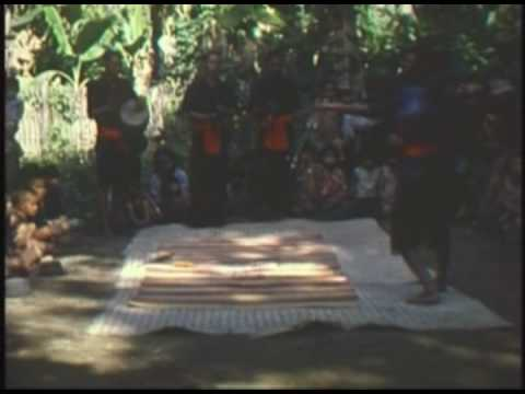 Gong Mong Suung - DVD trailer - Historical footage of traditional music from Thailand