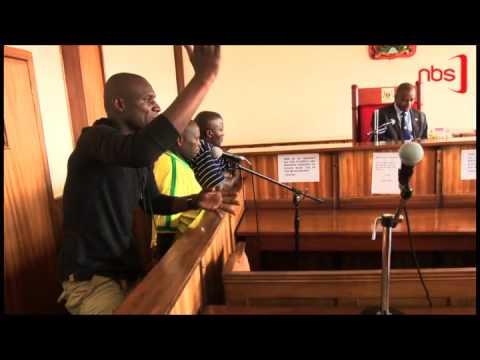 Court Orders for Baguma Arrest