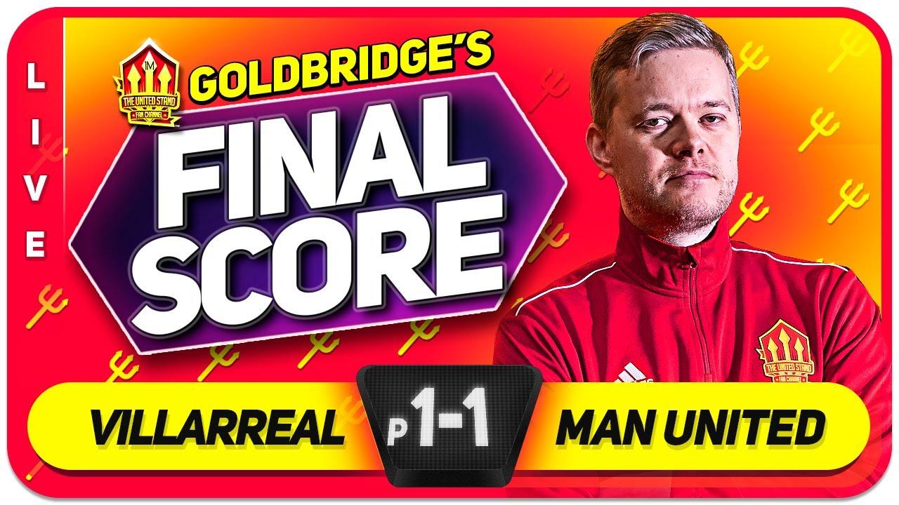 Man U Player Ratings vs Villarreal: Who Wins This Europa Final ...