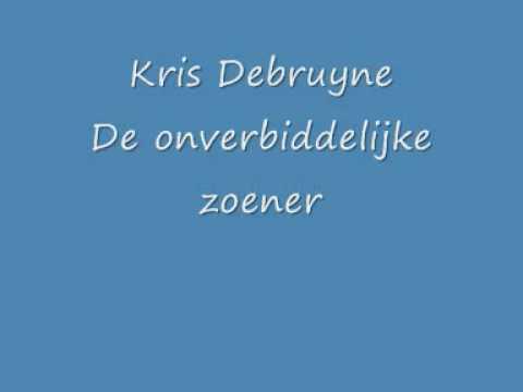 Kris Debruyne - De onverbiddelijke Zoener.wmv