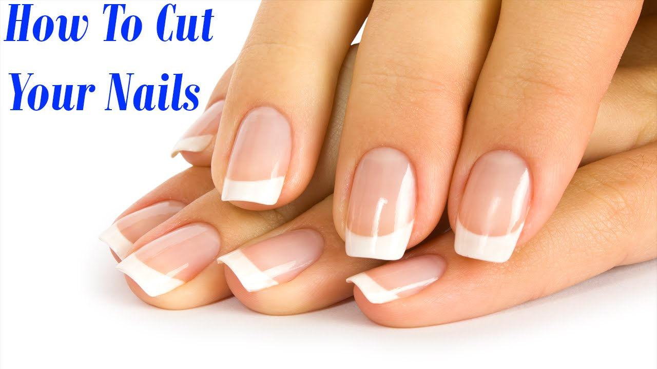 How to cut nails 49