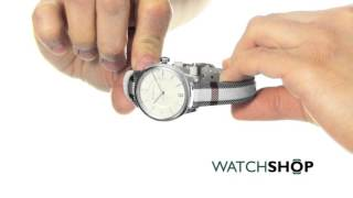 Burberry Ladies' The Classic Horseferry Check Watch (BU10103)