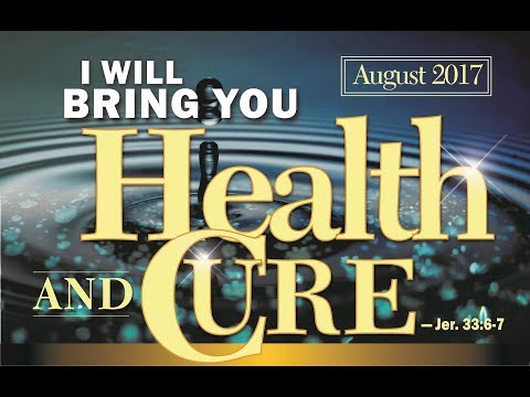 Bishop Oyedepo@ Special Healing (2nd) Service  August 6, 2017 [Full Service]