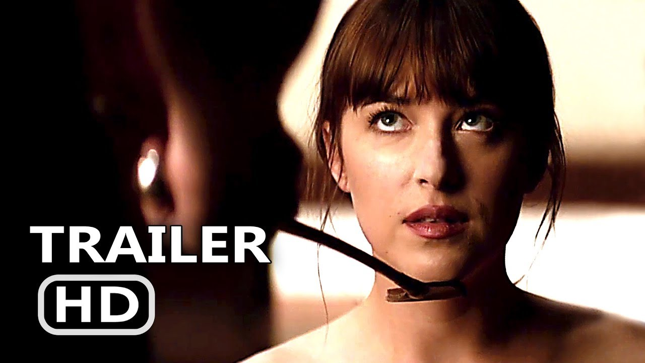 Fifty Sh D Bd D Bs Fr D B D Bd Official Trailer  Fifty Shades Of Grey  Movie Hd