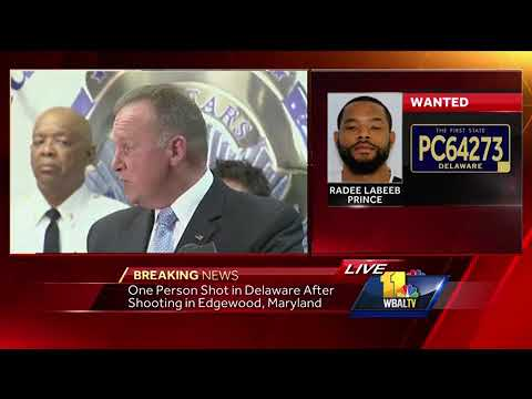 Video: Delaware police link Wilmington shooting to Edgewood