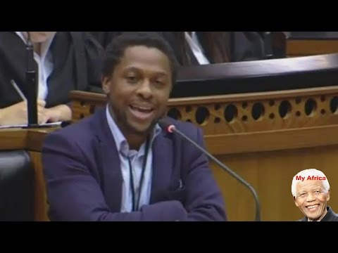 """Zuma And ANC Is The Greatest Threat to the Rule of Law"" - EFF Mbuyiseni Ndlozi"