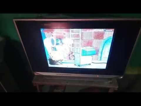 Lulus Test Mesin Tv Biasa Di Pasang Di Tabung Slim