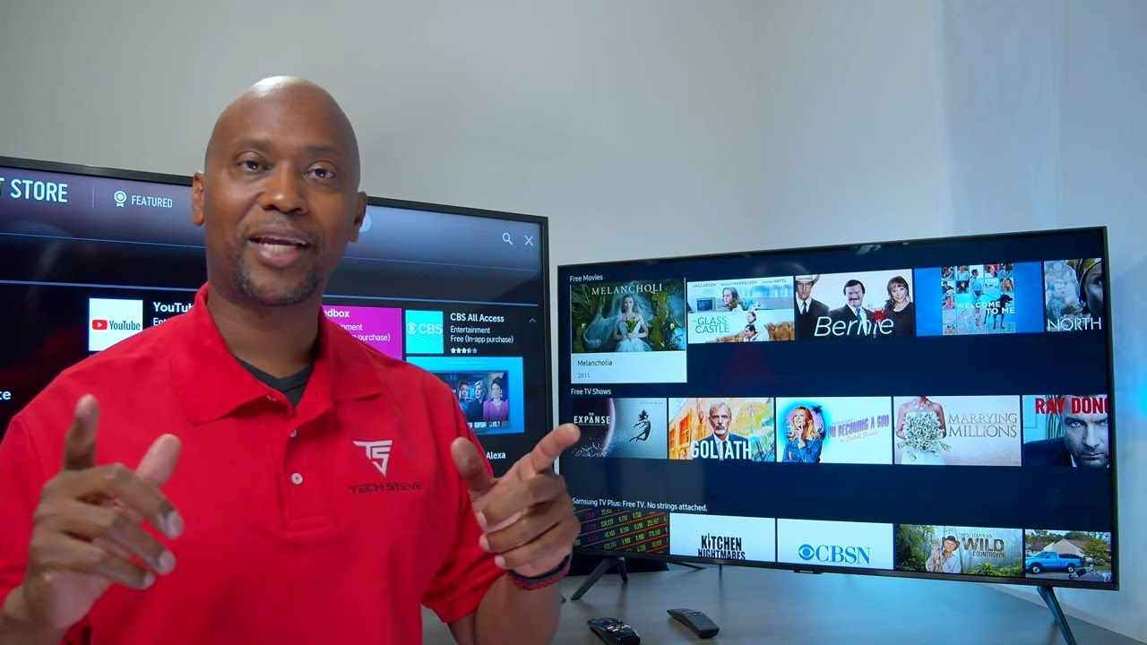 2020 Samsung TU8000 vs 2019 LG UM7300 What's The Difference ?