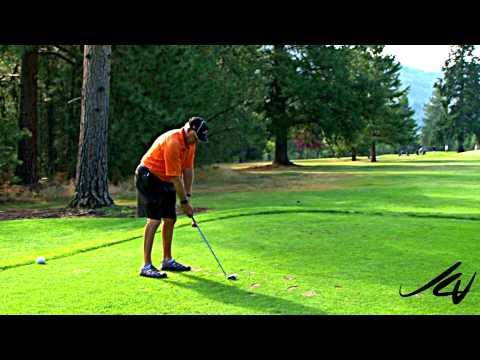 Golf 2 or 3 times a week - Christina Lake