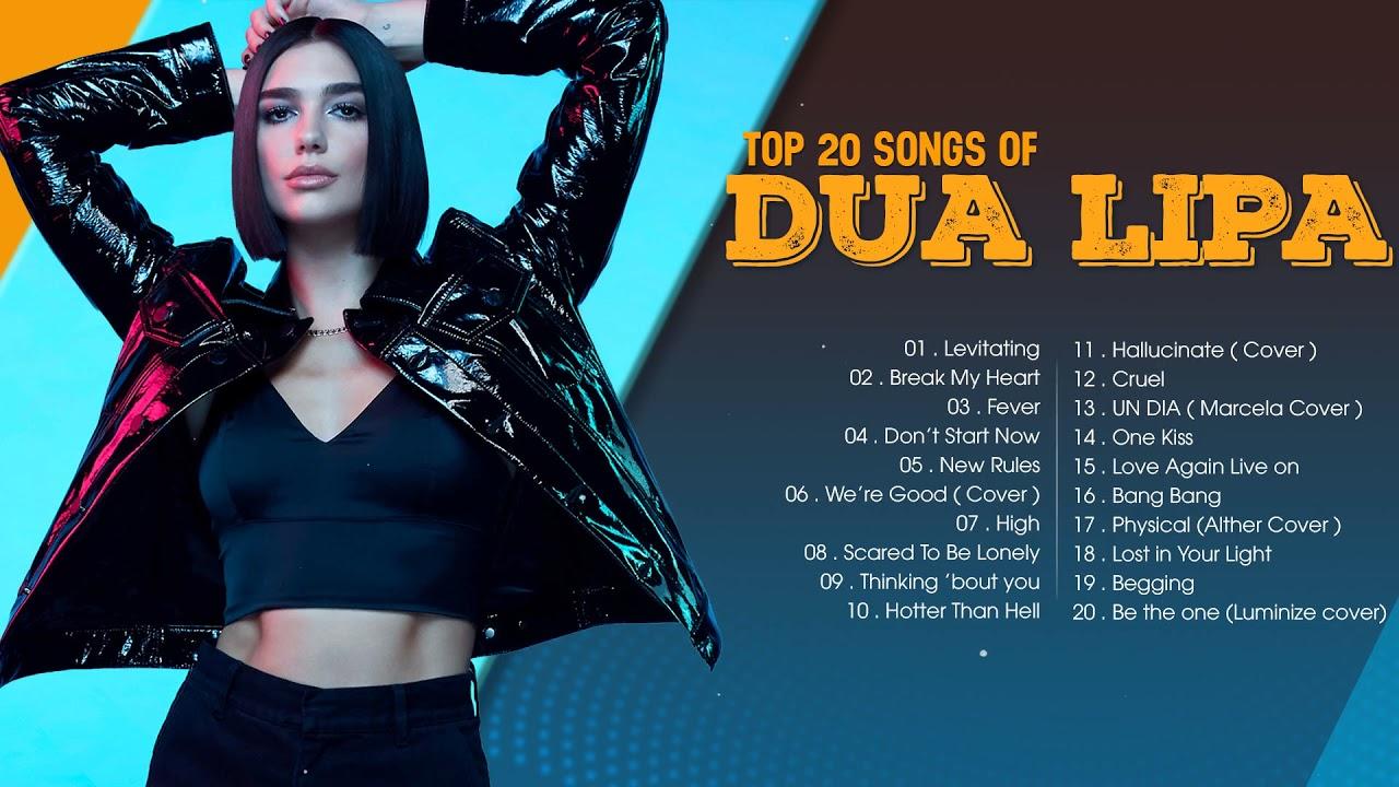 Dua Lipa New Songs 2021 | Dua Lipa New Songs 2021 Playlist | Dua Lia Best Songs Collection