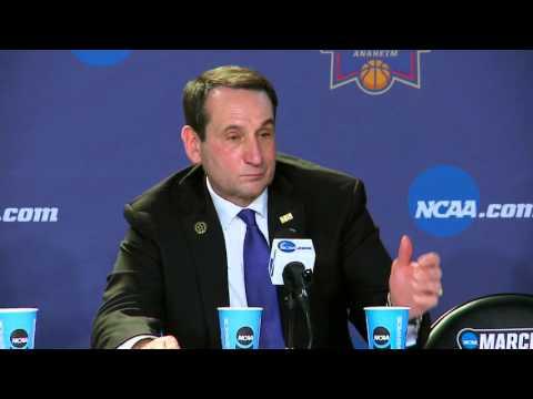 News Conference:  Oregon vs Duke Postgame