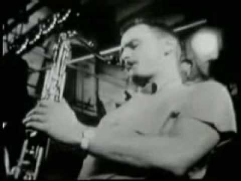 Donald Byrd and Stan Getz, in Fontessa Live in Germany, 1957