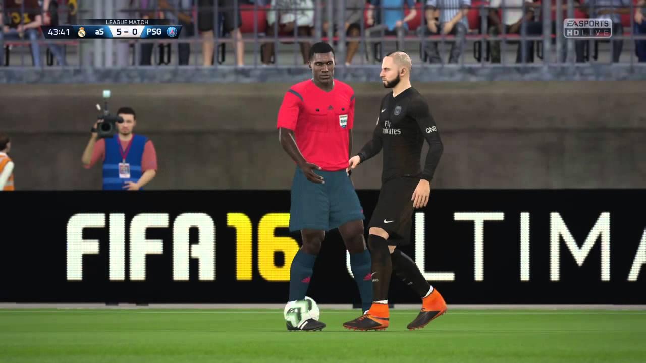 Fifa 16 Training