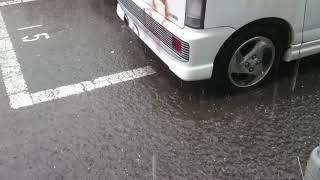 かなりヤバくなってきた❗台風🌀hurricane(ハリケーン)Cyclone(サイクロン)