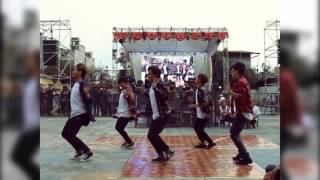 Amazing Performance by Cartoonz Crew at KEC